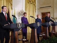 特朗普说近期将决定是否从叙利亚撤军