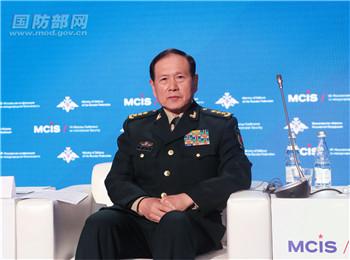 外媒称中俄展示紧密军事外交关系