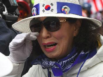 朴槿惠一审被判24年有期徒刑 青瓦台:会记住今天