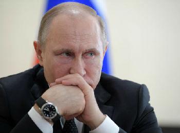 """俄媒:普京今年首对强力部门""""大动干戈"""" 11名将军丢官"""