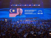 马来西亚执政联盟国民阵线发布竞选宣言