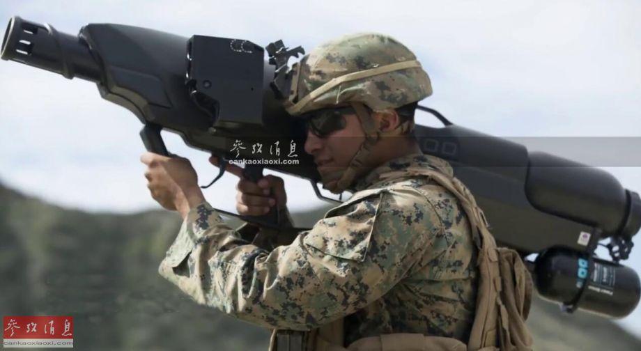 科幻火炮防空!美军测试最新反无人机炮