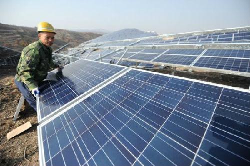 外媒:中国去年可再生能源投资领跑全球 创历史新高