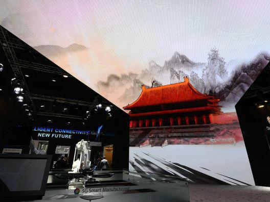 俄媒称全球5G争霸战硝烟滚滚:中国将脱颖而出