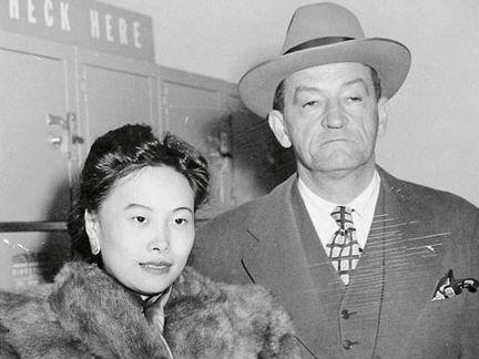 港媒揭密陈香梅与中美共同抗日史