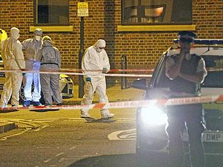 伦敦平均每周发生3起杀人案