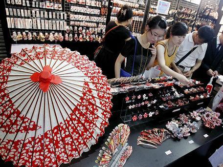 日媒:中国网民对日企态度改观 对日产品好感度上升