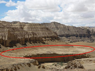 阿里考古发掘迄今西藏境内最早墓葬