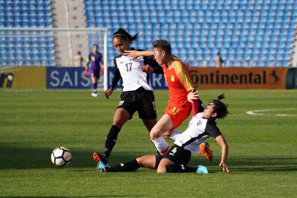 网上赌博大网址:亚洲杯小组赛两连胜,国际足联点赞中国女足