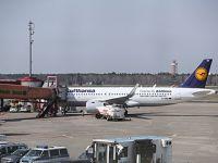 德国汉莎航空公司员工举行罢工