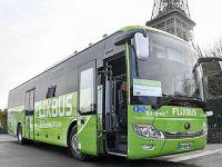 中国电动客车进入法国长途客运市场