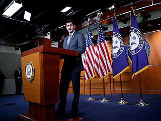 美众议院议长瑞安将不寻求连任
