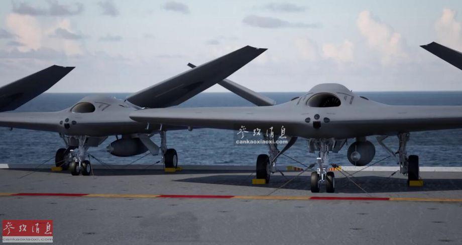 加油轰炸全能!MQ25无人机还自备表情包