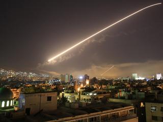 叙利亚媒体称美英法