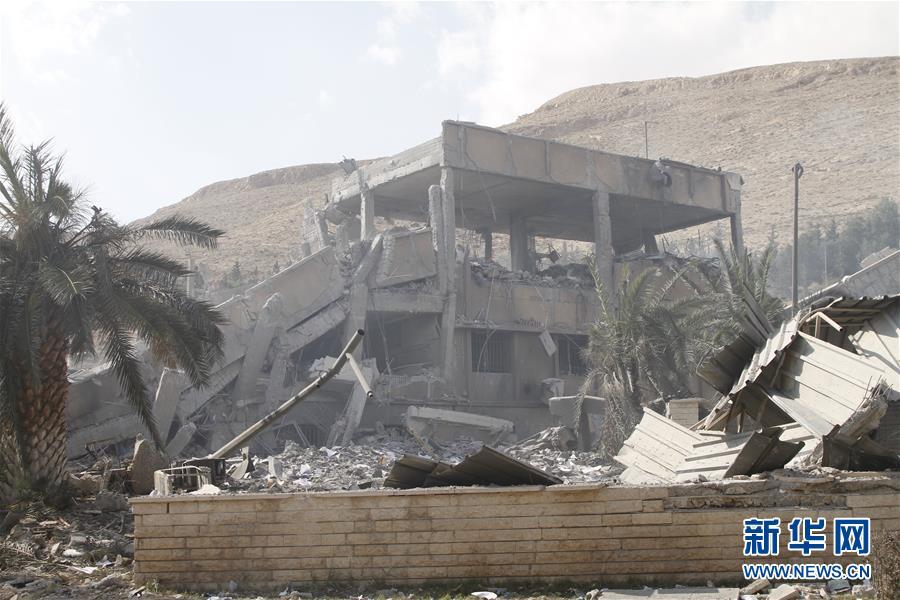 """外媒关注:中国表示反对对叙使用武力 呼吁""""回到国际法框架内"""""""