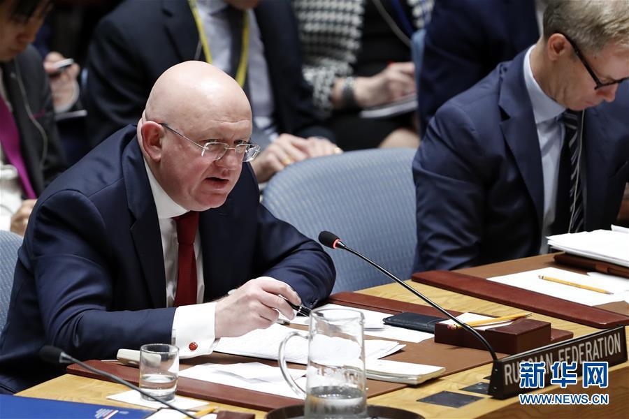 安理会未通过谴责对叙利亚进行军事打击的决议草案