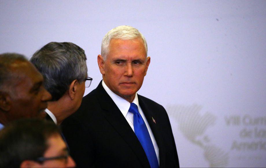 美国副总统称已做好再次打击叙利亚准备