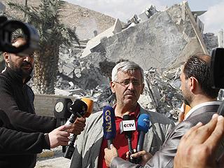 叙利亚人的追问:假如真有化武,我们怎么可能还站在这里?