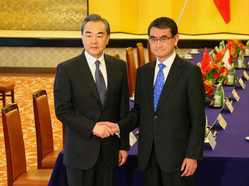 外媒称中日经济高层对话确认维持多边贸易体制