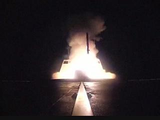 叙利亚空袭真的合法吗?