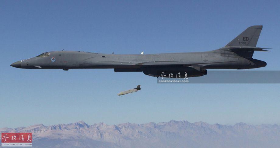 1000公里点穴杀!美隐身巡航导弹叙首战