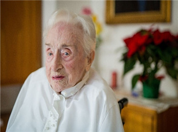 112岁德国老人辞世:经历2次大战 曾笑谈如何躲避空袭