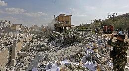锐参考 | 美英法急于炸毁的叙利亚科研中心,到底藏着什么秘密?