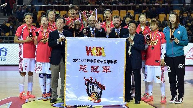 新华社调查:中国女篮联赛盈利尚远,市场培育还需时间