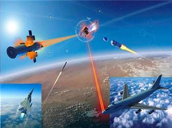"""英媒:太空战或成现实 但不会是""""星球大战"""""""