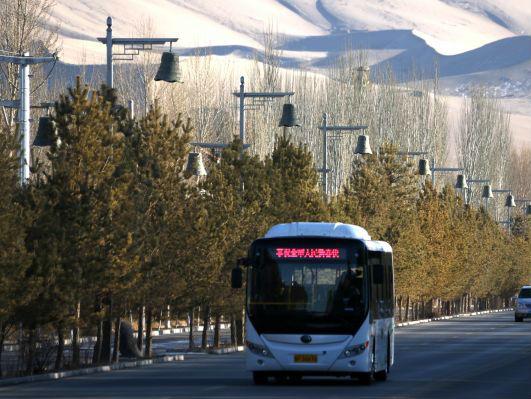 """美媒:太阳能电池板后,中国又""""捧红""""这一清洁能源产品"""