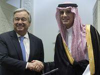 沙特称正在就出兵叙利亚与美国磋商