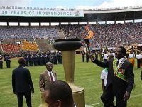 独立日:津巴布韦庆祝独立38周年