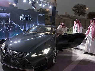 沙特电影院遭禁35年后开张