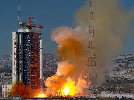 """日媒:中国计划2030年试飞""""空天飞机"""" 可从机场水平起飞"""