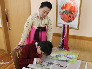 探访朝鲜万景台学生少年宫