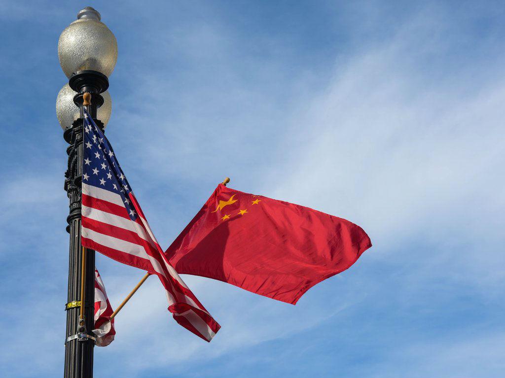 英媒:中美技术知识产权差距不断缩小 贸易战无法阻止