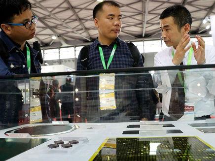 英媒:中国欲助推芯片行业提速 摆脱对美芯片依赖