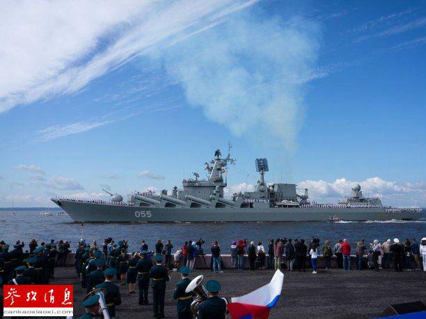 """俄美海军摆阵叙利亚 俄媒:力量对比""""并非完全令人绝望"""""""