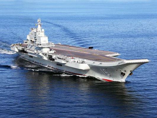 日媒:日本确认中国航母舰载机在太平洋飞行