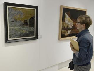 中国漆画展在波兰华沙亮相