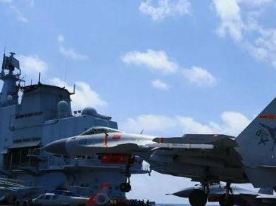 境外媒体:辽宁舰西太演练战机起降引关注