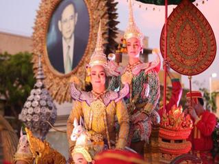 泰国庆祝曼谷建都236周年