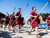 罗马庆祝建城2771年