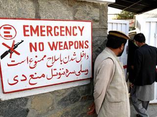 阿富汗喀布尔爆炸事件死亡人数上升至57人