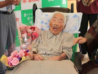 世界最长寿老人去世