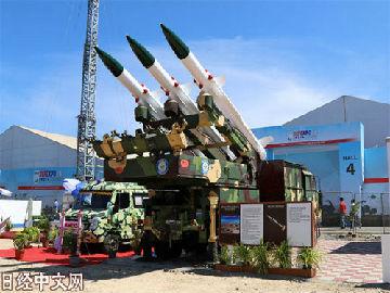 印度寻求变成武器出口国 日媒:可能吗?