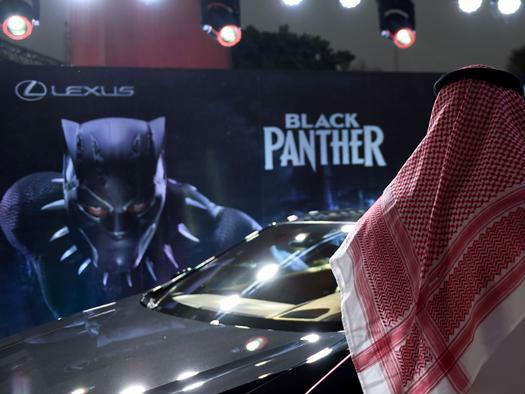 沙特35年来首次解禁电影院 中企打开新市场