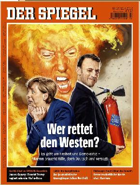 谁来拯救西方?