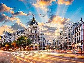 欧洲城市发展