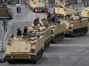 外媒称部落犯罪与恐怖主义沆瀣一气:埃及难以应对困局
